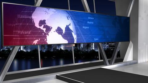 NewsStudio 100C 3 Push Animation