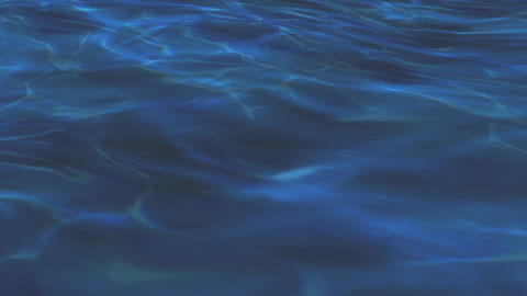 Blue water Material texture,abstract color underwater pattern,Ocean River&la Animation