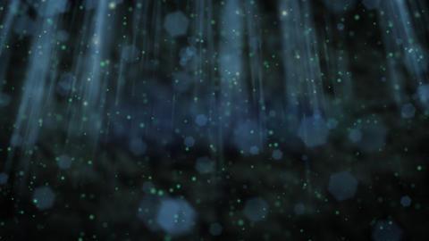 Cavern blue Animation