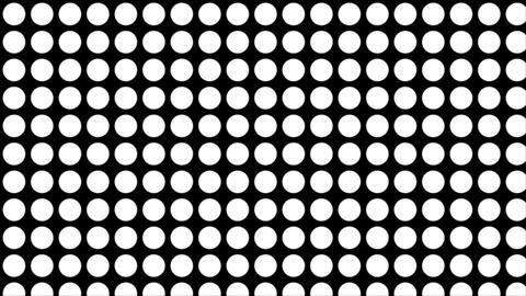 Dot mask Animation