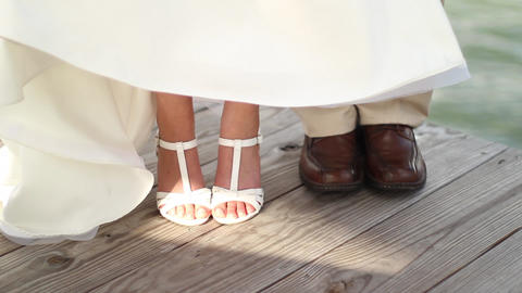 Wedding Feet Live Action
