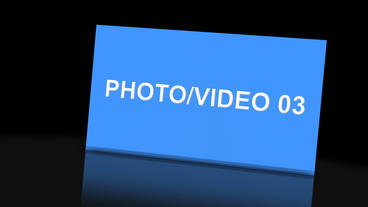 Media Presentation stock footage
