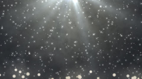 Light Star Bubble Ash stock footage