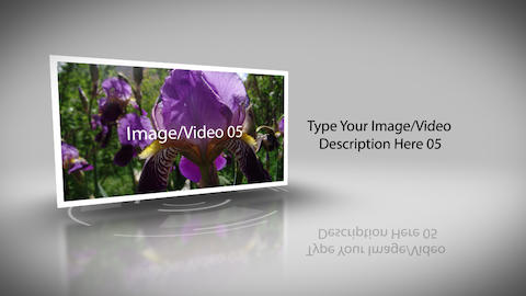 Slide Show After Effects Template