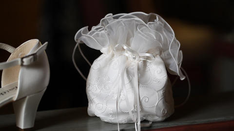 Bridal Bag stock footage