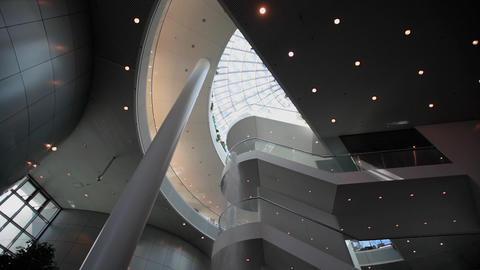Saga Museum , Reykjavik Interior Architecture stock footage