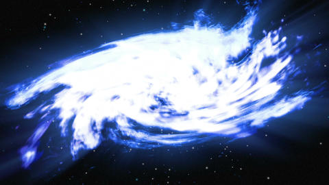 Space Flight 5 Animation