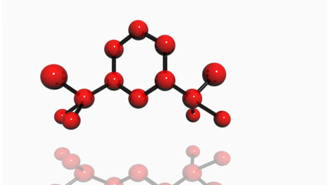 Molecular Structure Animation