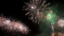 Fireworks 1 Footage