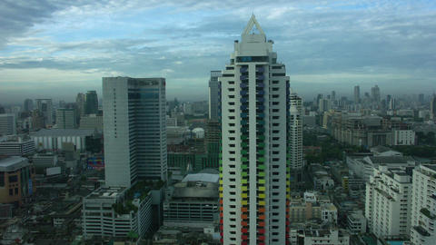 Timelapse Bangkok city Live Action