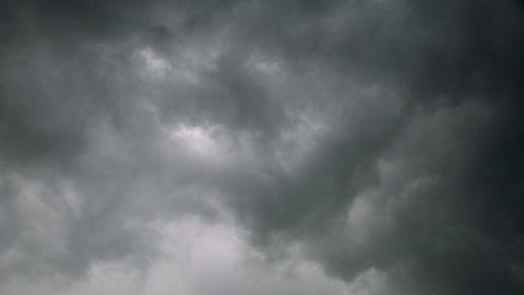 Timelapse storm clouds Live Action