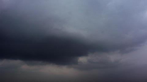 Timelapse rain clouds Live Action
