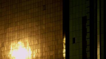 Timelapse tiled walls Footage