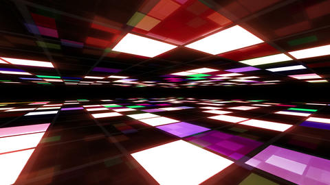 Disco Dance Floor Room Ax 01 4k Animation