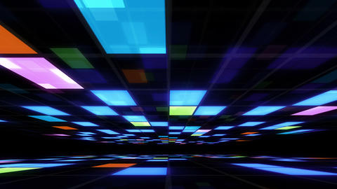 Disco Dance Floor Room Ax 03 4k Animation