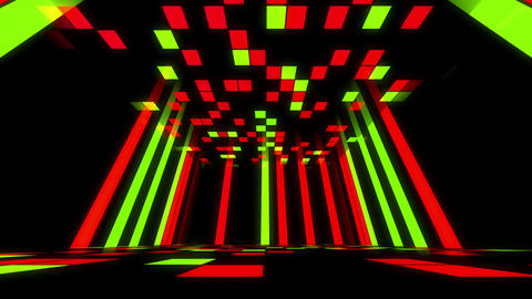 Disco Dance Floor Room Bx 03 4k Animation