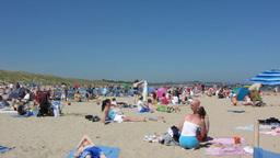Curracloe Beach Wexford Footage