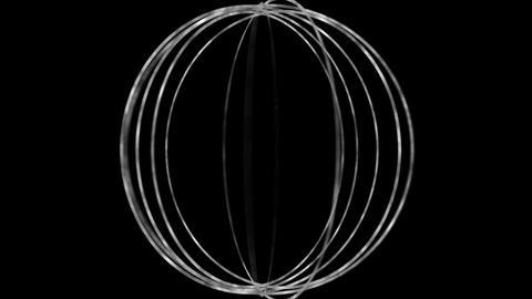 Ring overlap CG動画