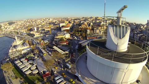 Aerial Istanbul