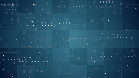 blue technology texture loopable background Animation