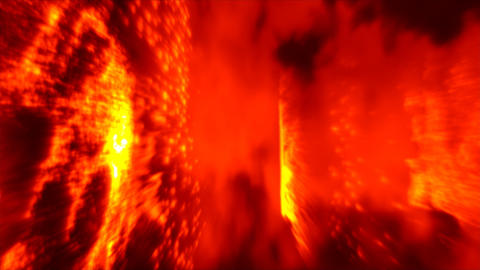 digital embers Stock Video Footage