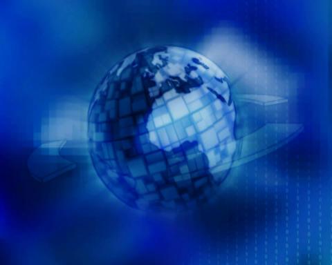 globe 58 Stock Video Footage