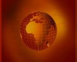 Globe 60 stock footage