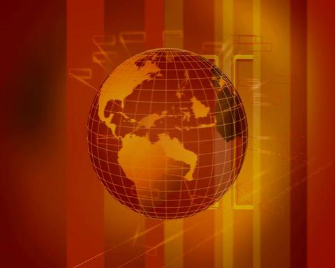 globe 60 Animation