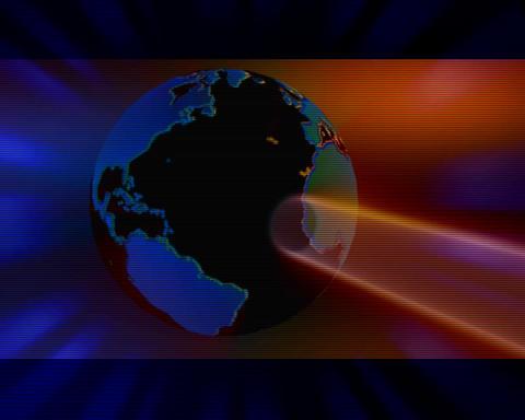 globe 64 Stock Video Footage