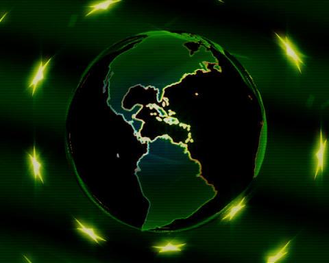 globe 66 Animation
