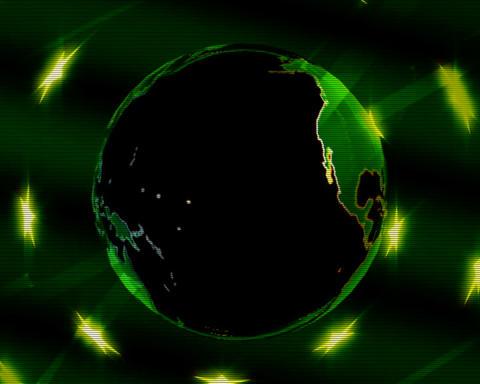 globe 66 Stock Video Footage