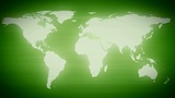 Flat World View stock footage