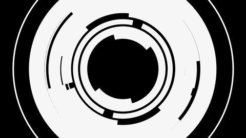 gobo tech 1 Stock Video Footage