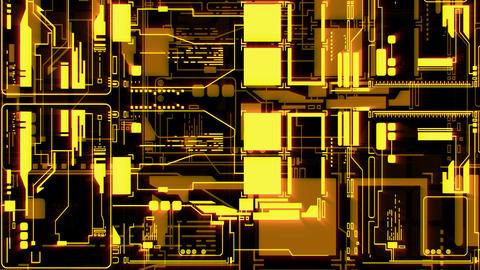 circuit phaze 2 Stock Video Footage