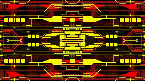 circuit phaze 4 Stock Video Footage