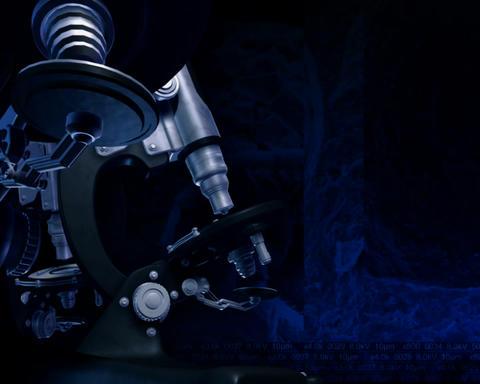 microscopes 3 Stock Video Footage