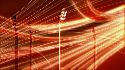guitar necks Animation