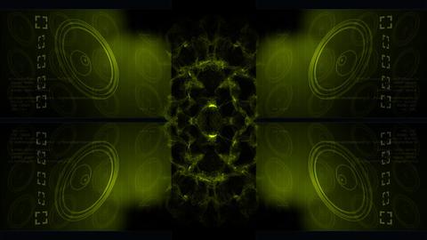 speaker quad Animation