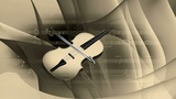 Violin 3 stock footage