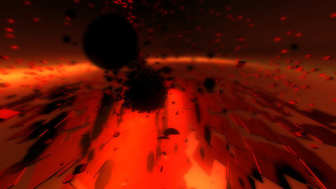 volcanic Stock Video Footage