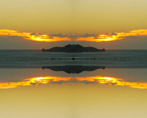 sunset mirror Animation
