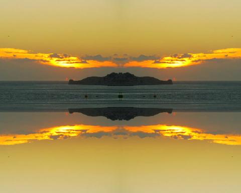 sunset mirror Animation