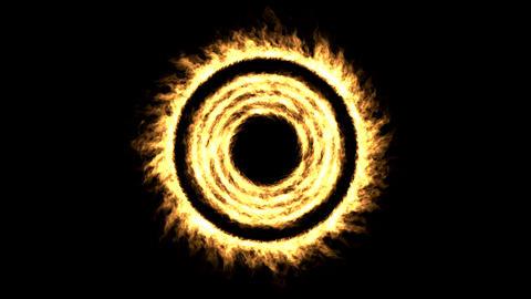 fire eye Stock Video Footage