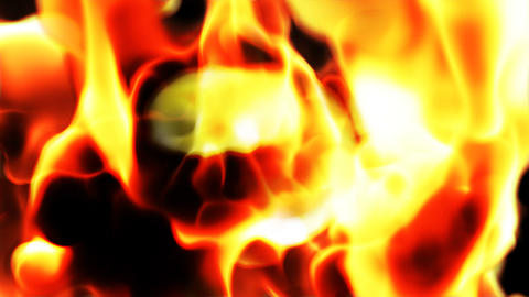 fire back Stock Video Footage