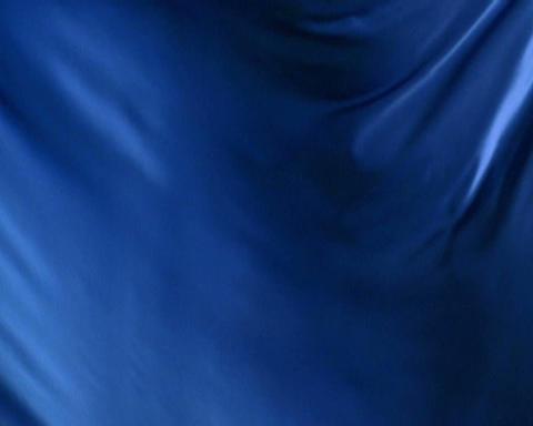 folding curtain Stock Video Footage