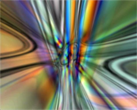 iridescent light Stock Video Footage