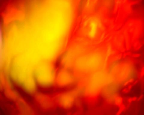 smoking red Stock Video Footage