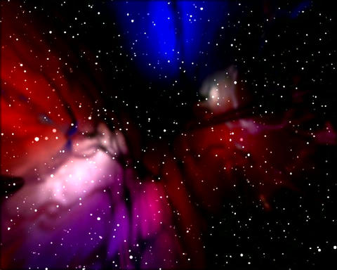 galactic noise Animation