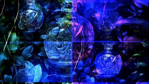 crystaline flip Stock Video Footage