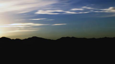 dusk lapse Stock Video Footage